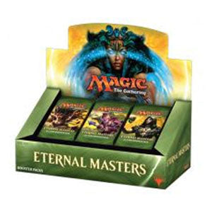 Magic The Gathering Eternal Masters Repack Booster - Pastime Sports & Games
