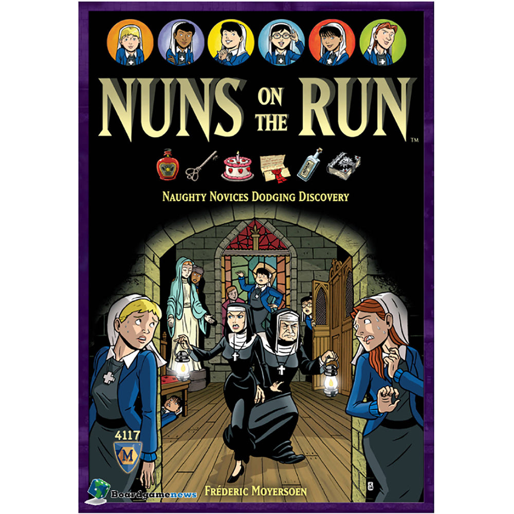 Nuns On The Run - Pastime Sports & Games