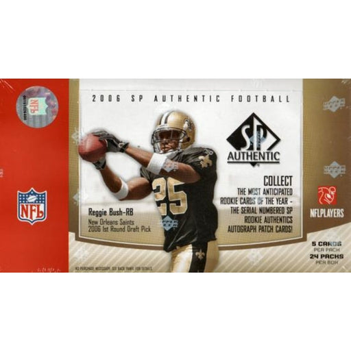 2006 Upper Deck SP Authentic Football Hobby