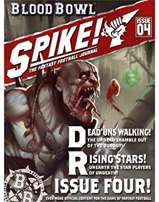 Spike! Journal: Issue 04 - Pastime Sports & Games
