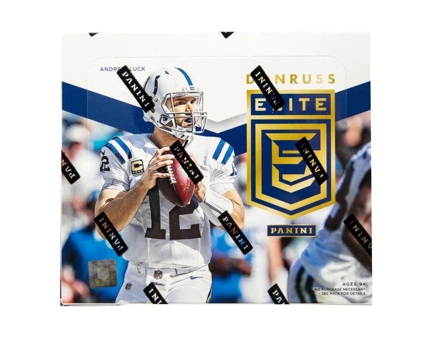 2017 Panini Donruss Elite Football Hobby Box - Pastime Sports & Games