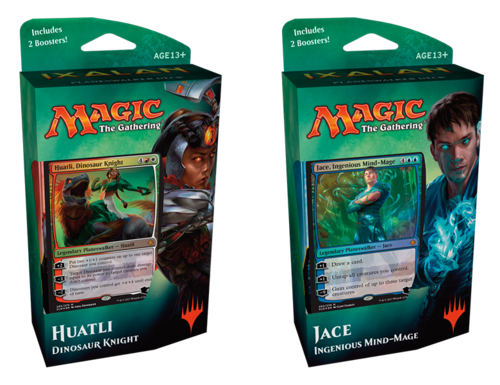 Magic The Gathering Ixalan Planeswalker Deck - Pastime Sports & Games