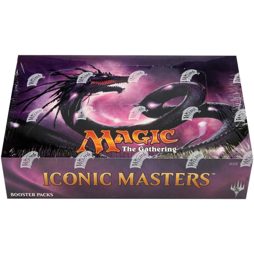 Magic The Gathering Iconic Masters Booster