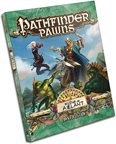 Pathfinder Adventure Path Ruins Of Azlant - Pastime Sports & Games