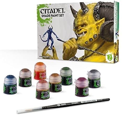 Citadel Shade Paint Set (60-23) - Pastime Sports & Games