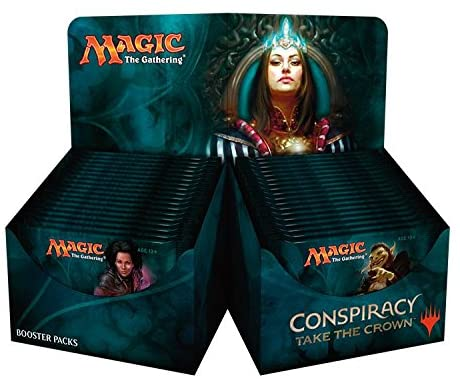 Magic The Gathering Conspiracy Take The Crown Booster - Pastime Sports & Games