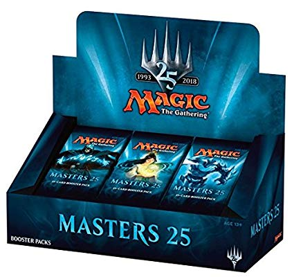 Magic The Gathering Masters 25 Booster - Pastime Sports & Games