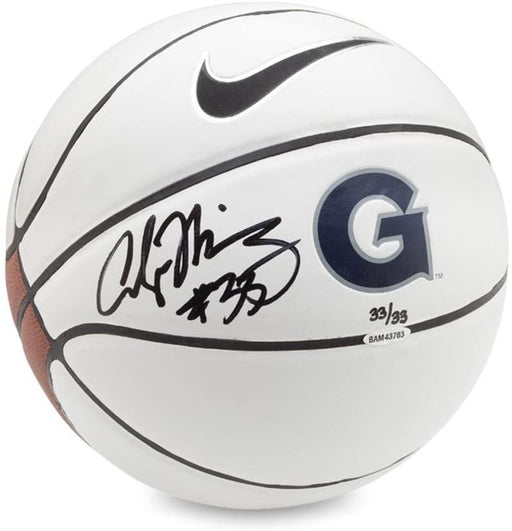 Alonzo Mourning Autographed Nike Basketball - Pastime Sports & Games