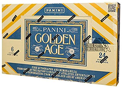 2013 Panini Golden Age Baseball Hobby - Pastime Sports & Games