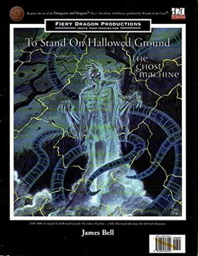 To Stand On Hallowed Ground: The Ghost Machine/Swords Against Deception - Pastime Sports & Games