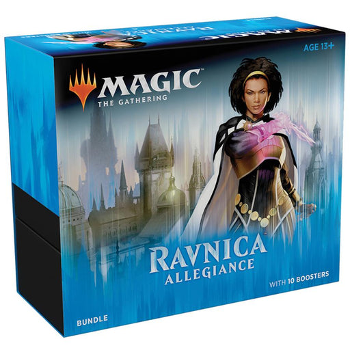 Magic the Gathering Ravnica Allegiance Bundle - Pastime Sports & Games
