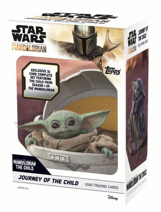 Topps Star Wars The Mandalorian Journey of the Child Blaster - Pastime Sports & Games
