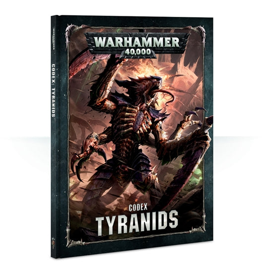 Warhammer 40,000 Codex Tyranids (51-01-60) - Pastime Sports & Games