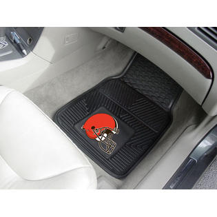 Cleveland Browns Car Mat - Pastime Sports & Games