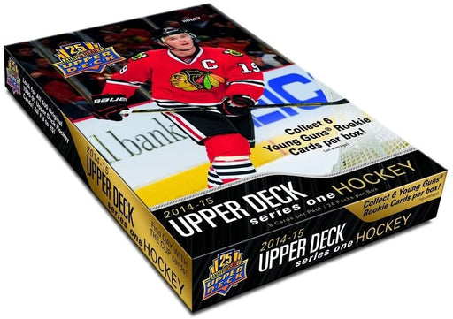 2014/15 Upper Deck Series One Hockey Hobby - Pastime Sports & Games