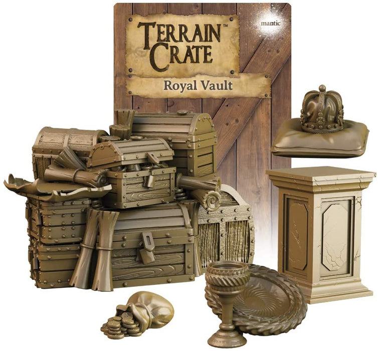 Terrain Crate: Royal Vault - Pastime Sports & Games