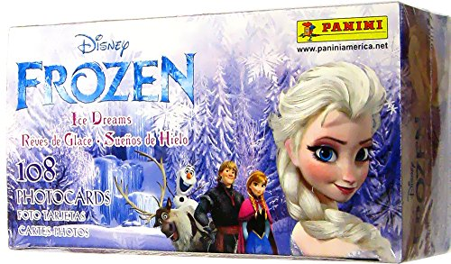 Panini Disney Frozen Ice Dreams Photocards