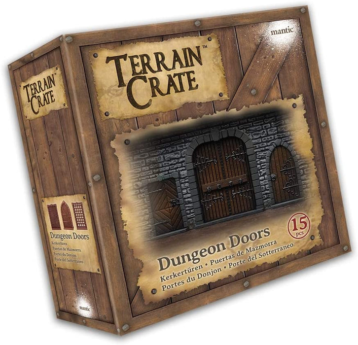 Terrain Crate: Dungeon Doors - Pastime Sports & Games