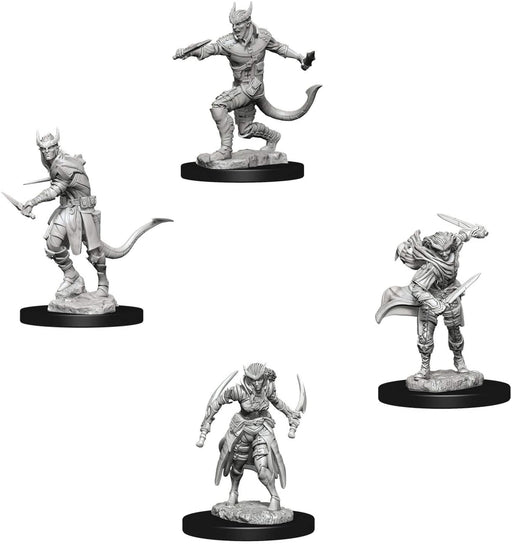 D&D Nolzur's Marvelous Miniatures Tiefling Rogue - Pastime Sports & Games
