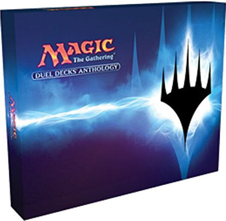 Magic The Gathering Duel Decks Anthology - Pastime Sports & Games