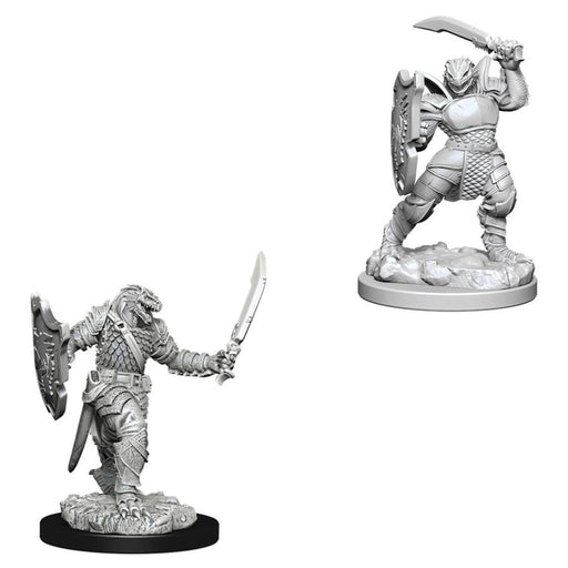D&D Nolzur's Marvelous Miniatures Dragonborn Female Paladin W5 (73341)