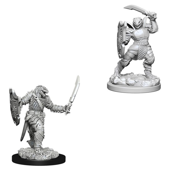 D&D Nolzur's Marvelous Miniatures Dragonborn Female Paladin W5 (73341) - Pastime Sports & Games