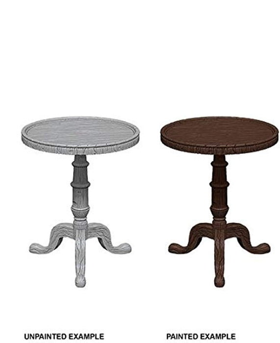 Pathfinder Deep Cuts Minis Small Round Tables (73365) - Pastime Sports & Games