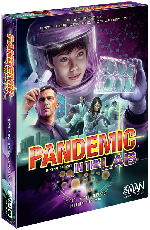 Pandemic Expansion In The Lab - Pastime Sports & Games