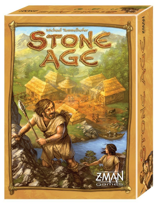 Stone Age - Pastime Sports & Games