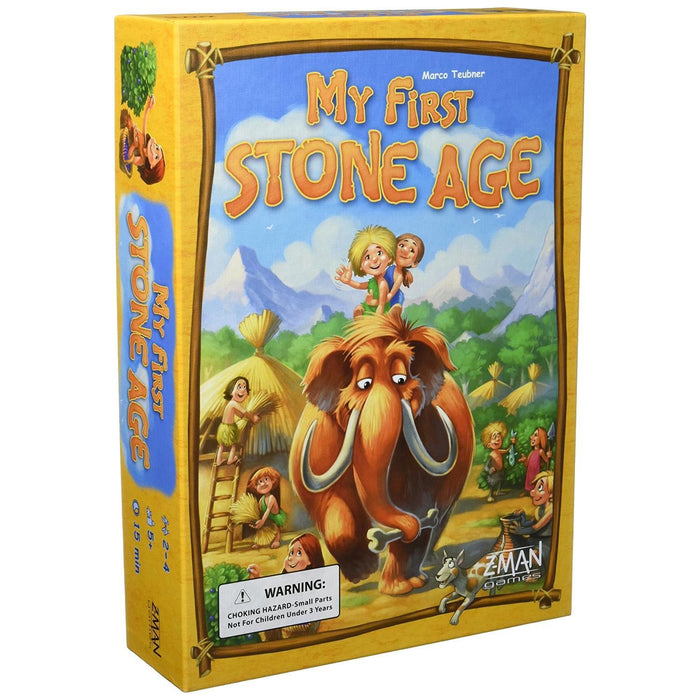 My First Stone Age - Pastime Sports & Games