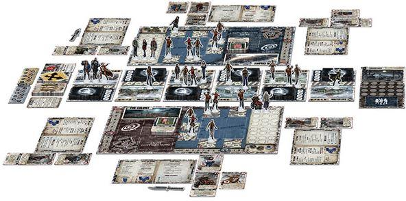 Dead of Winter Warring Colonies - Pastime Sports & Games