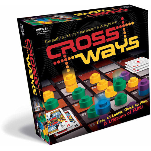 Crossways - Pastime Sports & Games