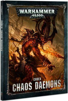 Warhammer 40,000 Codex Chaos Daemons (97-02-60) - Pastime Sports & Games