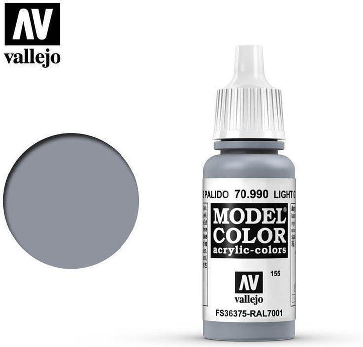 Vallejo Model Color Paint (101 to 206) - Pastime Sports & Games