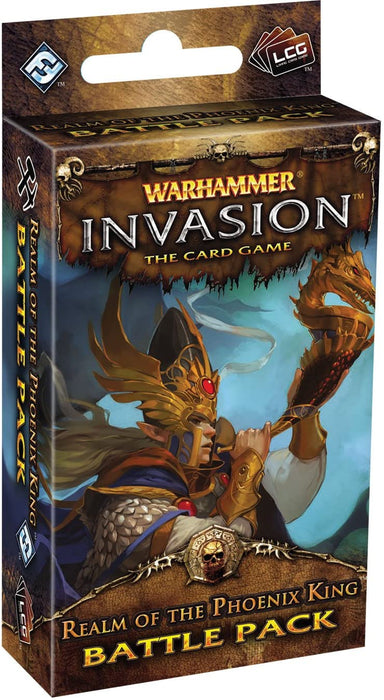 Warhammer Invasion The Capital Cycle Battle Pack - Pastime Sports & Games