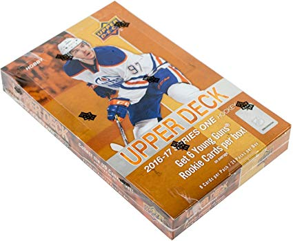 2016/17 Upper Deck Series One Hockey Hobby - Pastime Sports & Games