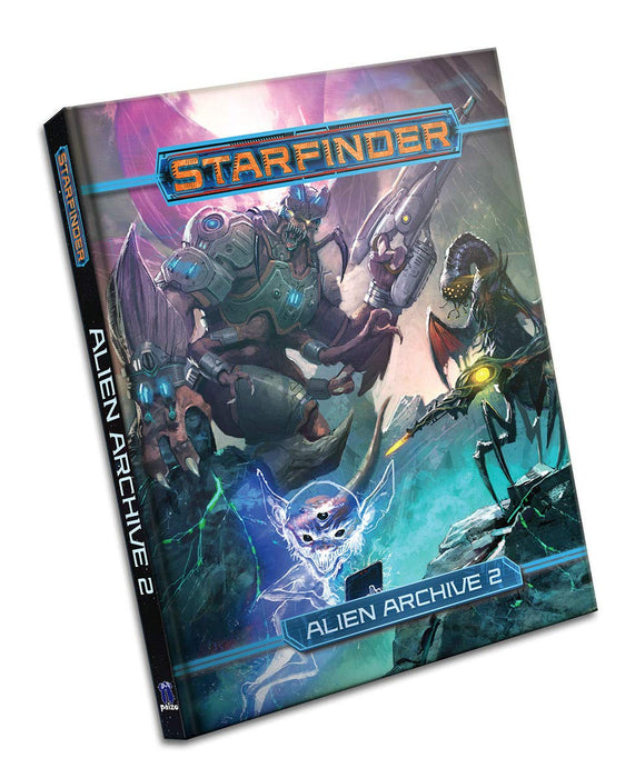Starfinder Alien Archive 2 - Pastime Sports & Games