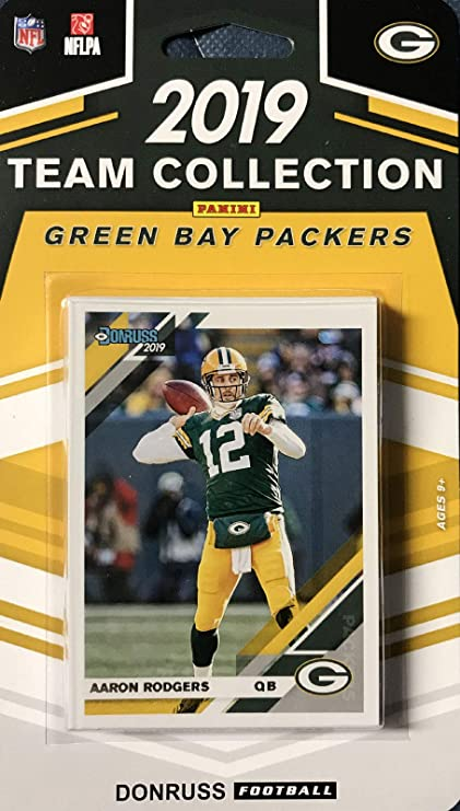2019 Panini Donruss NFL Team Collection Green Bay Packers - Pastime Sports & Games