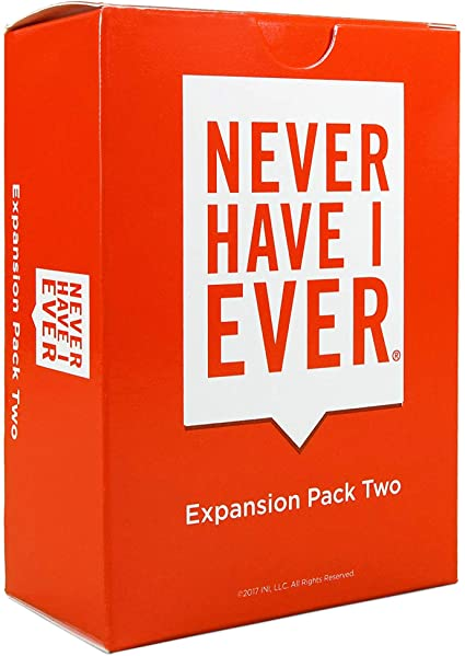 Never Have I Ever Main Game & Expansions (Sold Separately) - Pastime Sports & Games