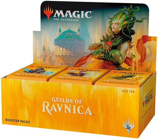 Magic The Gathering Guilds Of Ravnica Booster - Pastime Sports & Games