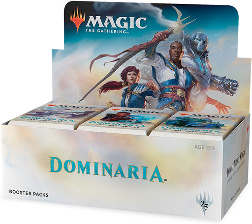 Magic The Gathering Dominaria Booster - Pastime Sports & Games