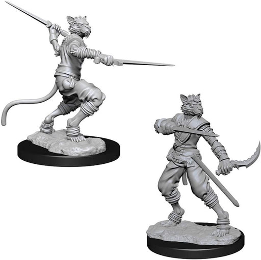 Nolzur's Marvelous Miniatures Male Tabaxi Rogue W7 (73540)