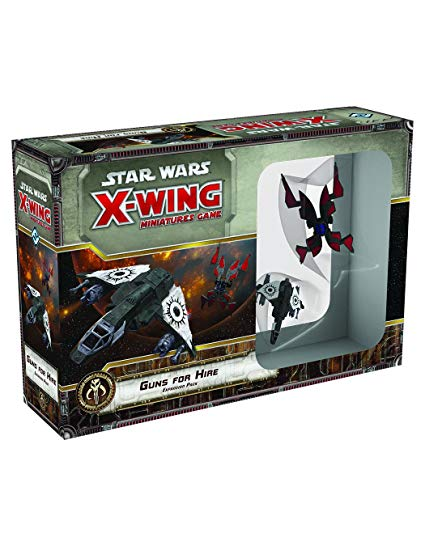 Star Wars: X-Wing: Guns for Hire - Pastime Sports & Games