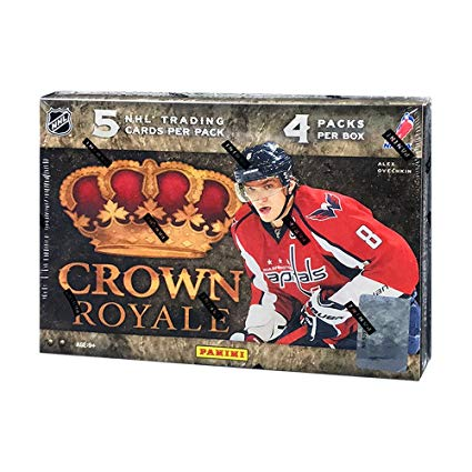 2011/12 Panini Crown Royale Hockey Hobby