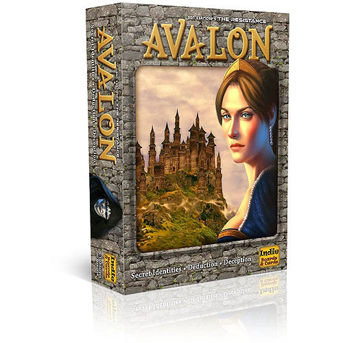 The Resistance Avalon - Pastime Sports & Games