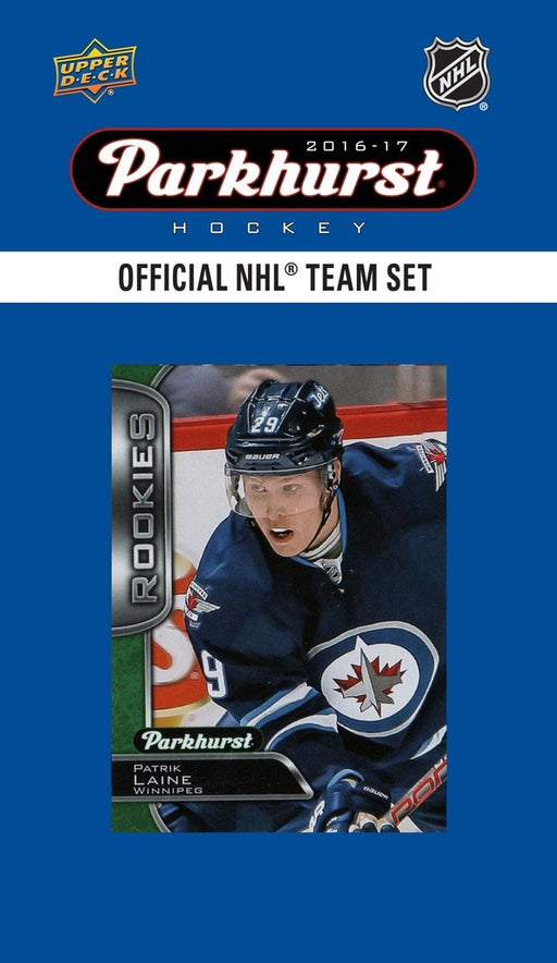 2016/17 Parkhurst Official NHL Team Set Winnipeg Jets - Pastime Sports & Games