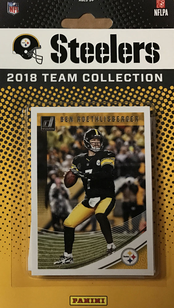2018 Panini Pittsburgh Steelers Team Collection - Pastime Sports & Games