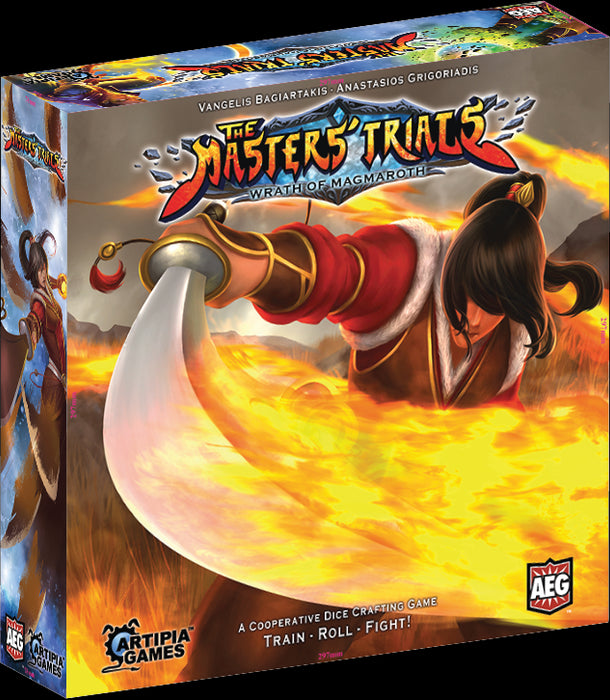 The Masters' Triats Wrath Of Magmaroth - Pastime Sports & Games
