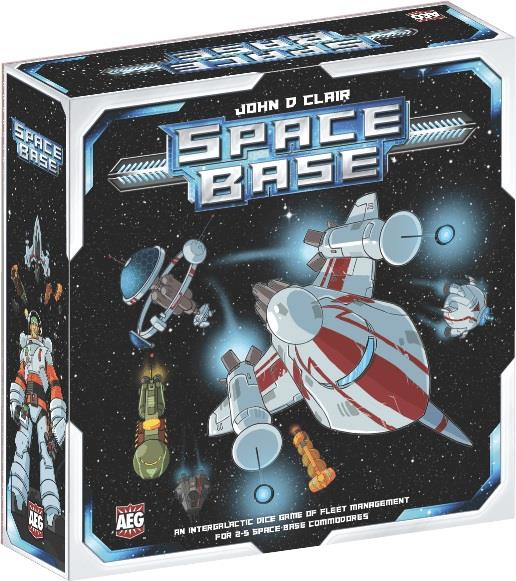Space Base Main Game & Expansions (Sold Separately) - Pastime Sports & Games