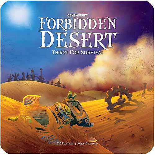 Forbidden Desert - Pastime Sports & Games
